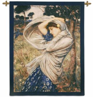 Boreas | 40 x 53 | Woven Tapestry