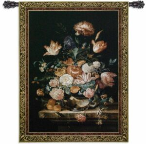 "Bouquet of Majesty | 43"" x 53"" 