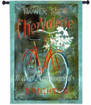"Chez Valerie | 37"" x 53"" 