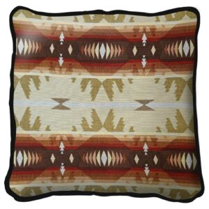 Cimarron Southwest Throw Pillow | 17 x 17
