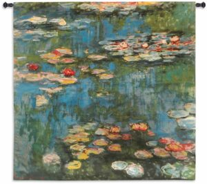Claude Monet - Water Lilies | Tapestry | 53 x 54