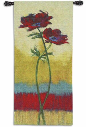 Come Dance With Me | 67 x 24 | Woven Hanging Tapestry