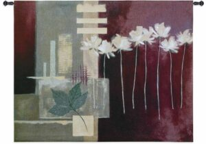 "Crimson II | 53"" x 42"" 