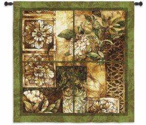 "Decorative Textures | 53"" x 53"" 