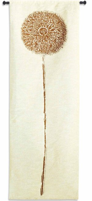 Double Opium Copper | 30 x 88 | Woven Tapestry Decor