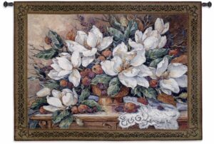 Enduring Riches | 53 x 41 | Woven Tapestry