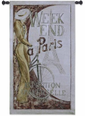 "Exposition Universelle | 30"" x 53"" 