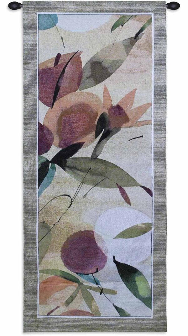 "Fiesta Primavera I | 22"" x 53"" 