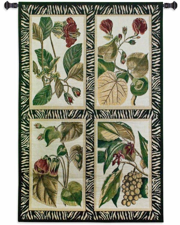 """Floral Quad 