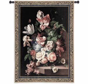 "Flowers of Grace | 43"" x 53"" 