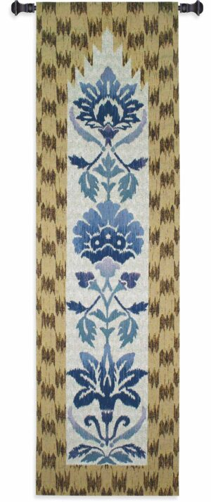 Ikat Henna Large | 25 x 86 | Tapestry