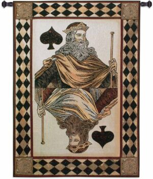 """King of Spades 