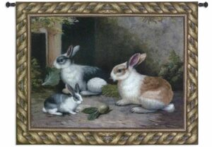 "Lapin | 53"" x 40"" 