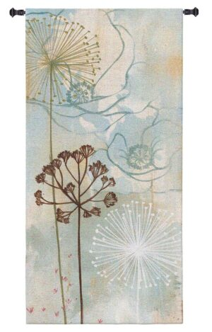 Luminosa | Large Woven Art Tapestry | 62 x 31
