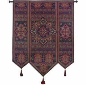 "Masala Cinnamon | 53"" x 67"" 
