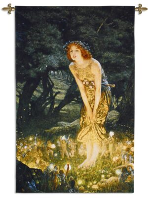 Midsummer Eve | Traditional Wall Tapestry | 52 x 34