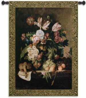 "Musical Bouquet | 38"" x 53"" 