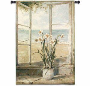 "Ocean Narcissus | 38"" x 53"" 