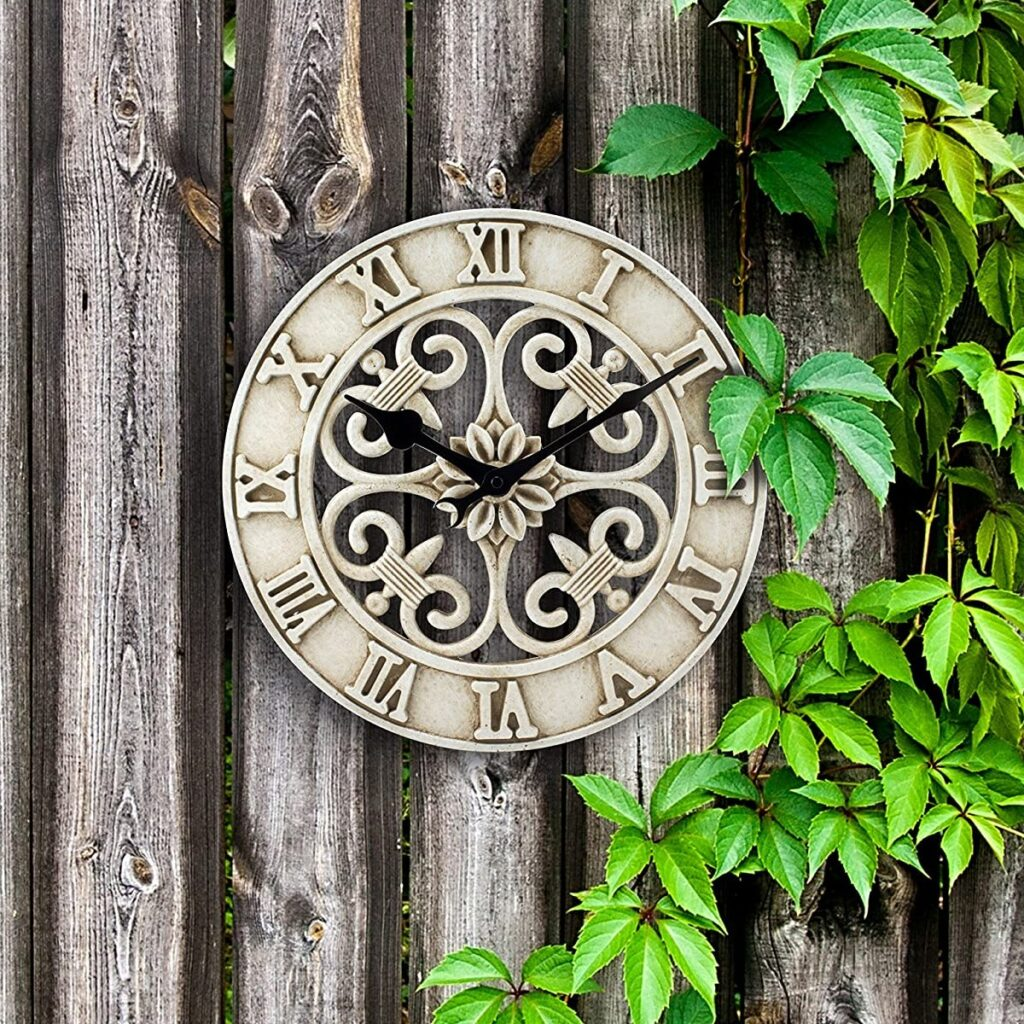 Outdoor Clocks - A Timeless Addition to Your Outdoor Living Space