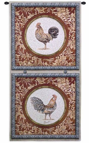 """Plumage I (Roosters) 