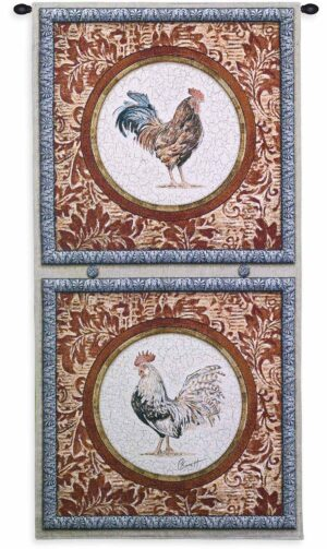"""Plumage II (Roosters) 