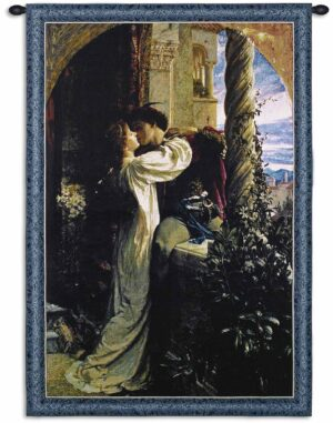 Romeo and Juliet | 29 x 38 | Woven Hanging Tapestry