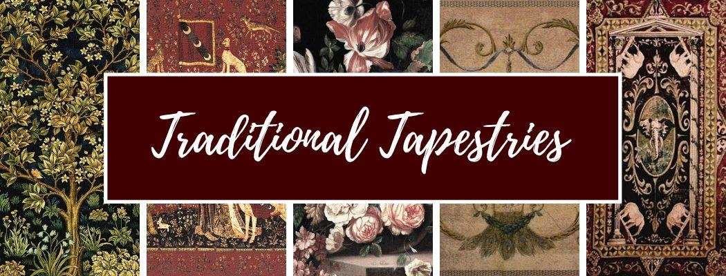 Shop Traditional Tapestries