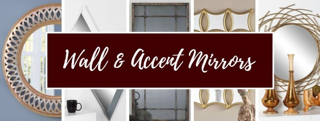 Shop Wall and Accent Mirrors