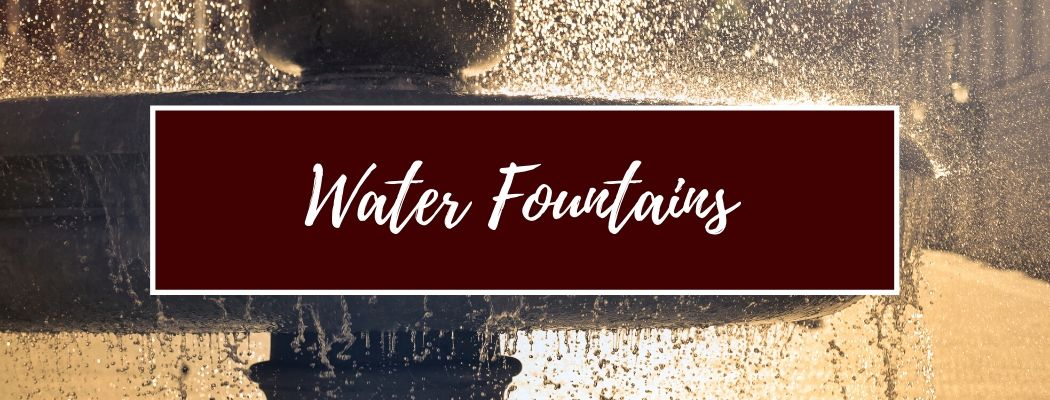 Shop Water Fountains