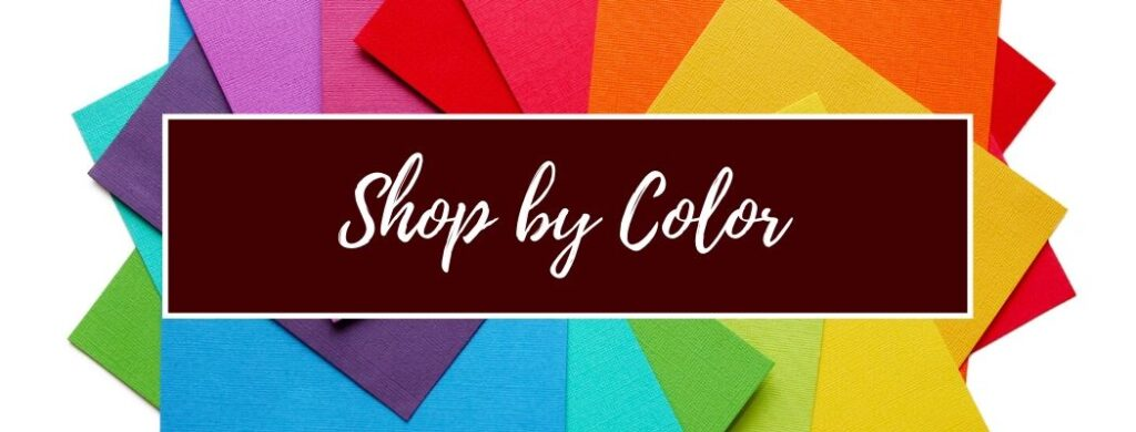 Shop and Decorate by Color