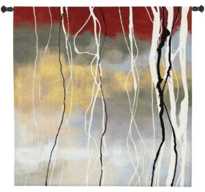 """Silver Birch I by Laurie Maitland 