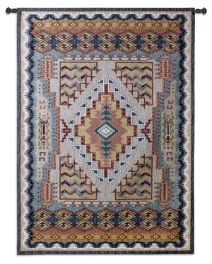 "Southwest Pattern | 53"" x 76"" 