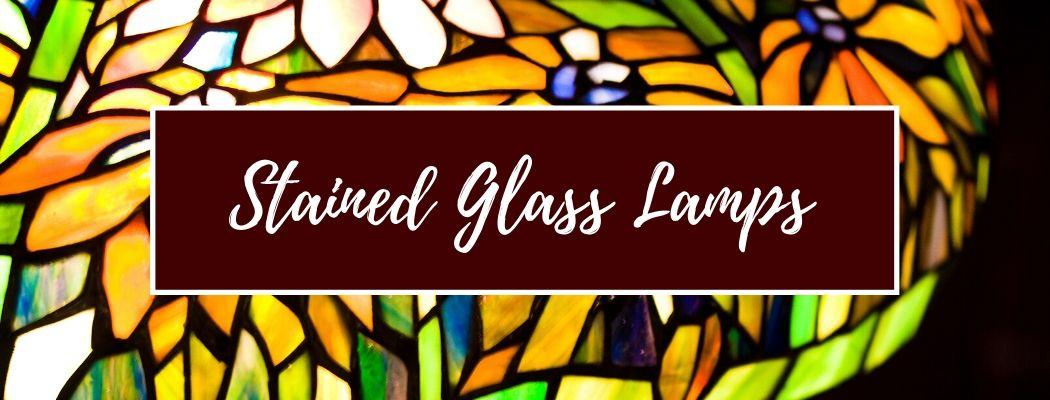 Shop Tiffany Stained Glass Lamps