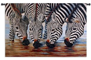 Stripes | Zebra Wall Tapestry | 52 x 34
