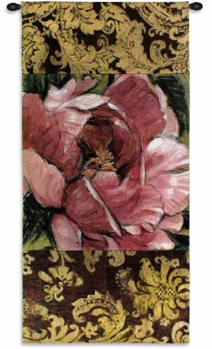 """Summer's Bounty   26"""" x 55""""   Tapestry Wall Decor   Chenille & Cotton"""