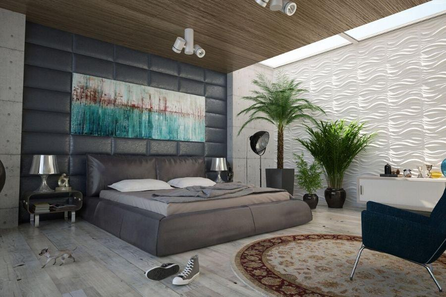 Setting The Mood How To Pick The Right Bedroom Wall Art Art Home