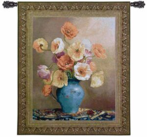 """Tomao Bragg Floral Poetic Poppies 
