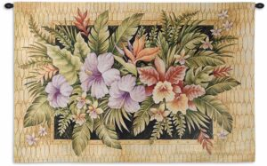 """Tropical Flowers 
