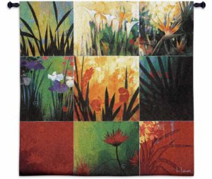 """Tropical Nine Patch I 