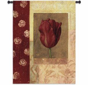 """Tulip Bordeaux 