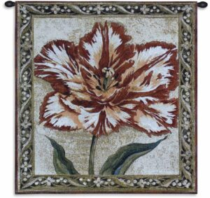 """Tulip Unveiled II by Liz Jardine 