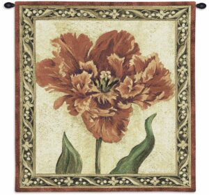 """Tulip Unveiled IV by Liz Jardine 