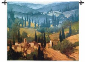 """Tuscan Valley View 