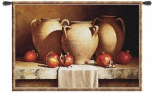 """Urns With Pomegranates 