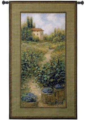 "Vineyard I | 26"" x 45"" 
