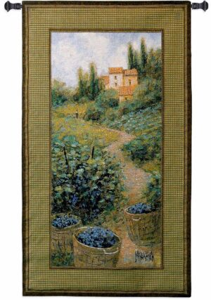 "Vineyard II | 26"" x 45"" 