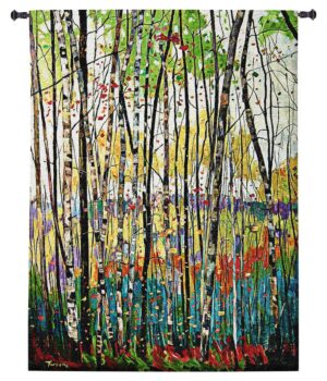 """Voile De Montagne by Graham Forsythe 