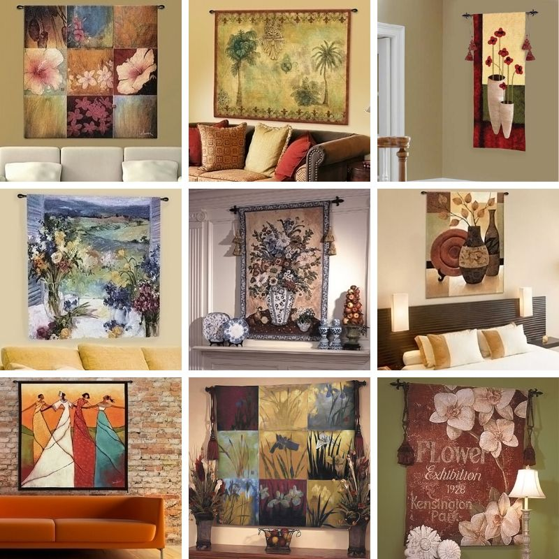 Wall Tapestries - Woven Art for Every Room