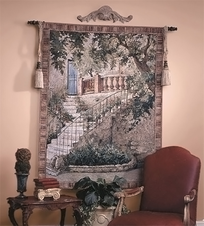 Not just Art, Wall Tapestries Are Woven Elegance.