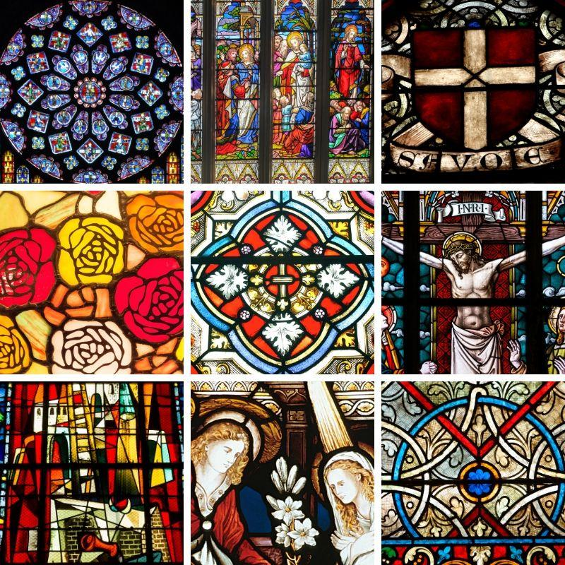 History of Stained Glass